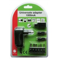 Universele Adapter 1000 mA