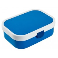 Lunch box blauw Mepel Campus