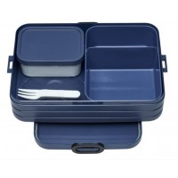 Bento Mepal Lunchbox Take a Break L Nordic denim
