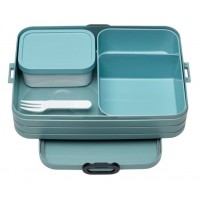 Bento Mepal Lunchbox Take a Break L Nordic Green