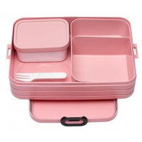 Bento Mepal Lunchbox Take a Break L Nordic Pink