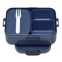 Bento Mepal Lunchbox Take a Break M Nordic denim