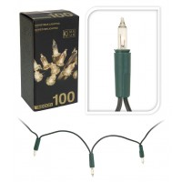 Kerstverlichting Indoor 100 lamps