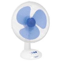 Tafel ventilator wit 35 cm