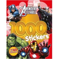 Marvel Avengers Assemble 1000 stickers