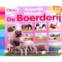 Superdik Kijkboek De Boerderij