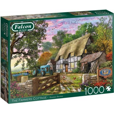 Flacon Puzzel The Farmers Cottage 1000 stukjes